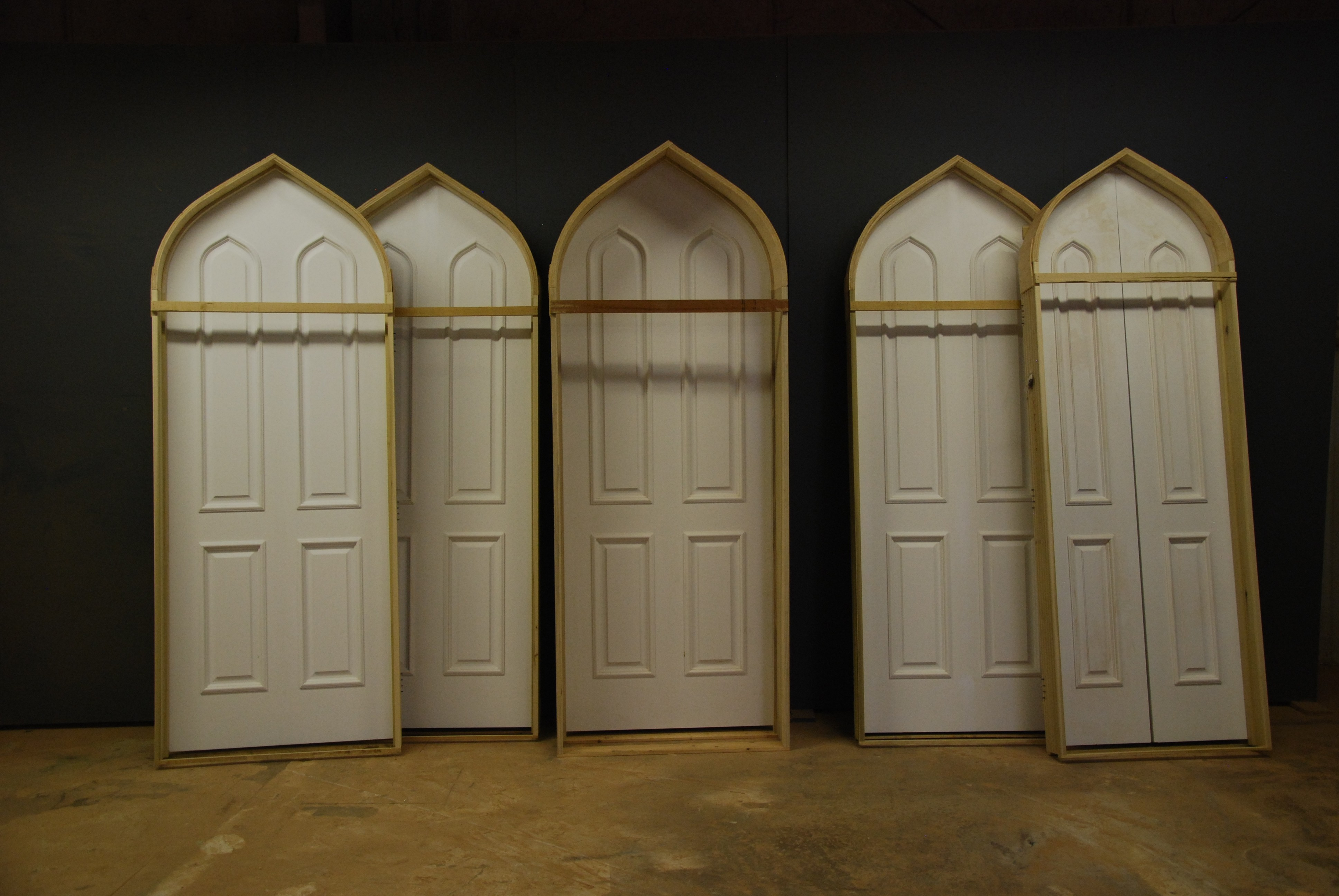 2592 #614B25 Russell Millworks Doors Russell Millworks picture/photo Millwork Doors 48193872