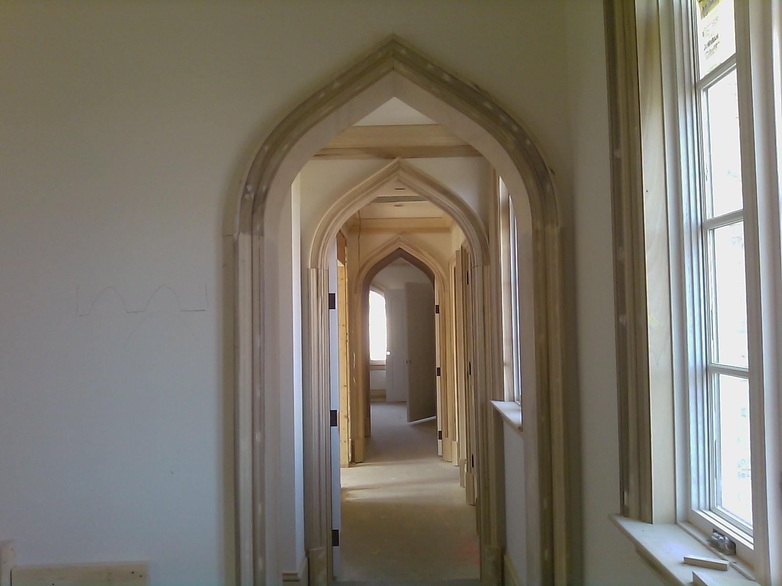 tudor doors