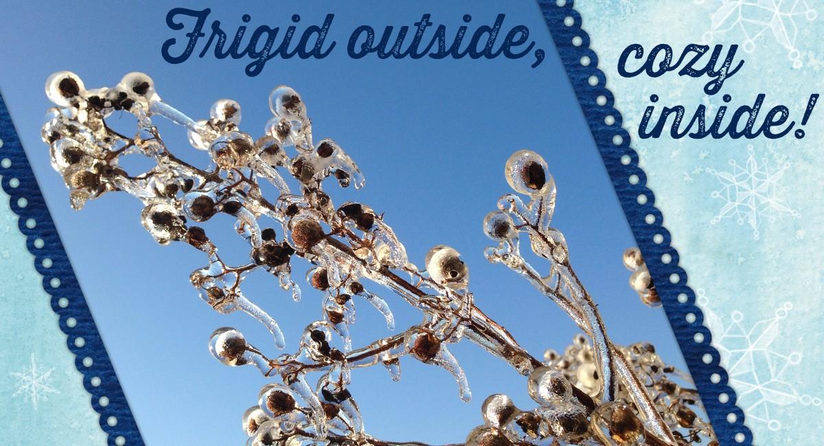 frigid temperatures